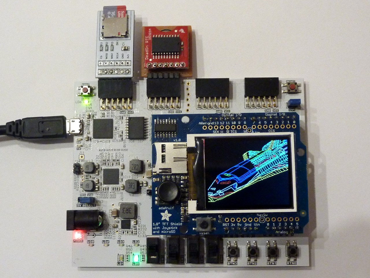 Astrobe - An Oberon development system for FPGA RISC5 Systems